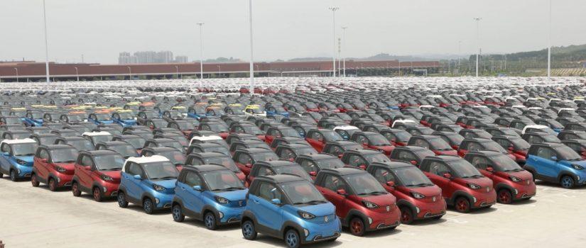 EV-cars-lined-up